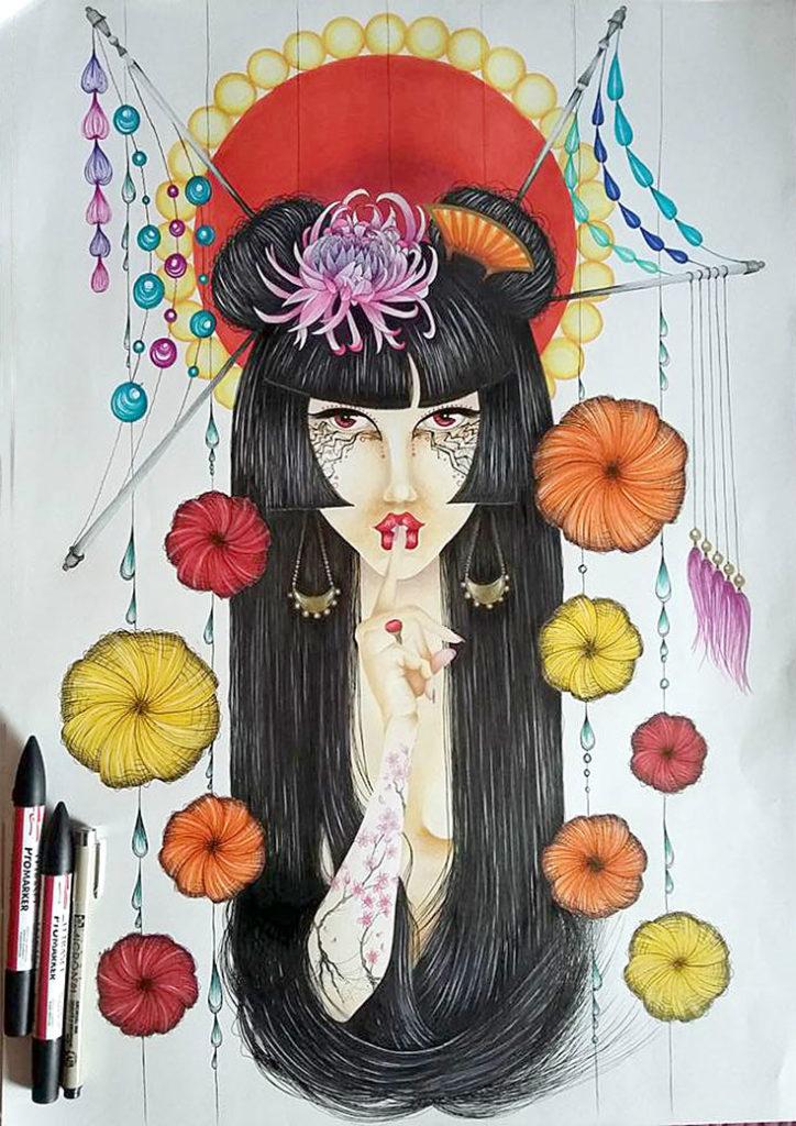 Sally Farrow Fine Art + Illustration